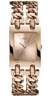 bracelet watches guess images Rose gold guess double chain bracelet watch u0073l2 gif