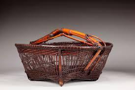 kagedo japanese art mizutani rokurokusai flower basket kagedo