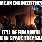Dead Space Meme - dead space meme generator imgflip
