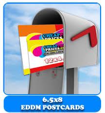 6 5x8 eddm eligable postcards 5000 for 305 00 free shipping
