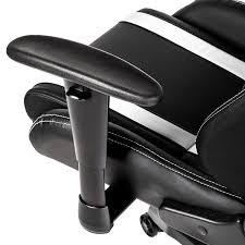 si e bureau ergonomique tectake chaise fauteuil si ge de bureau racing sport ergonomique con