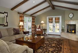 light beige paint color living room traditional with roman shade