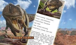 encyclopedia dinosaurs android apps google play
