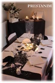 decoration mariage noir et blanc decoration mariage thème noir blanc mariage noir et blanc