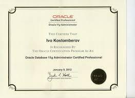 ivo kostomberovs resume sample for oracle pl sql developer fresher