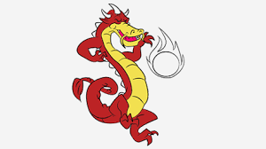 10 free printable chinese dragon coloring pages