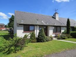 semi detached 2 bedroom bungalow munlochy black isle in