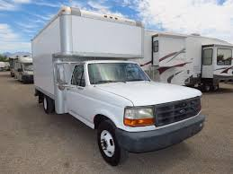 1997 Ford F350 Truck Parts - 1997 ford f350 u haul box pickup truck tucson az freedom rv az