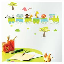 stickers animaux chambre bébé stickers chambre bébé achat vente stickers cdiscount