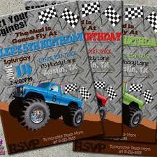 monster truck birthday products wanelo