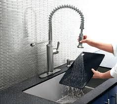 kohler wall mount kitchen faucet kohler karbon faucet kitchen faucets wall mount fredericks burg