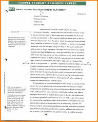 sample of apa style research paper 5 apa format research paper example report example
