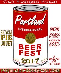 Ne Portland Bike Map by 2017 Portland International Beerfest Returns To The North Park Blocks