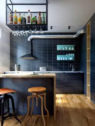 apartments fascinating interesting modern industrial kitchen