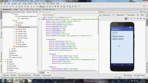 android tutorial 4 multiple layouts android studio 2 1 youtube