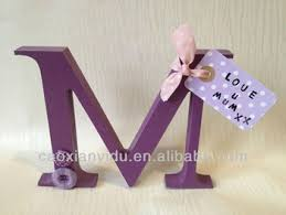 diy love wood letter wooden letter home decor wall letter nice num