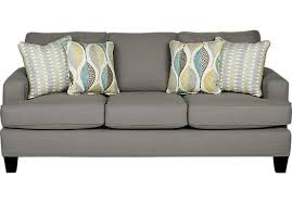 Rooms To Go Sofas by Cypress Gardens Gray Sofa Sofas Gray