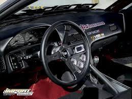 Custom 240sx Interior Inpomenro 91 Nissan 240sx