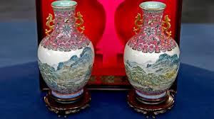 Enamel Vase Chinese Republic Period Enamel Vases Antiques Roadshow Pbs