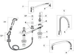 leaky moen kitchen faucet fascinating moen faucet leaking image of repairing faucet leak