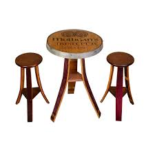 Pub Table Set Personalized Irish Pub Table Set Hand Painted