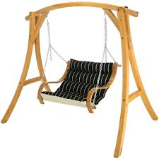 Two Person Swing Chair Furniture Interesting Free Standing Hammock With Swing Chair Also