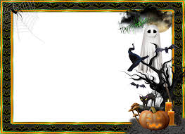 Halloween Page Borders by Halloween Transparent Large Photo Frame Marcos Frame Pinterest