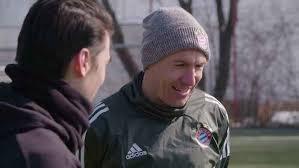 In Challenge European Nights Arjen Robben Cut In Challenge Newsr