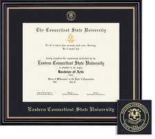 diploma framing diploma frames eastern connecticut state bookstore