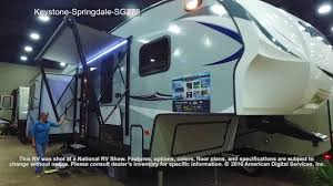 keystone springdale sg278 youtube