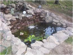 backyards appealing patio fish pond ideas 56 backyard