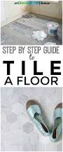 best 25 installing tile floor ideas on pinterest tile