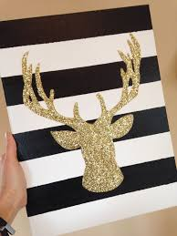 Christmas Deer Mantel Decorations by 45 Best Oh Deer Party Reindeer Party Images On Pinterest