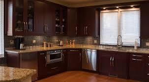Modern Cherry Wood Kitchen Cabinets Redtinku - Modern wood kitchen cabinets