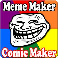 Meme Apk - download meme maker comic maker gratis untuk android