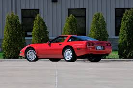 all types of corvettes 1991 c4 corvette guide overview specs vin info