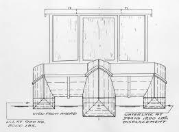 Catamaran Floor Plans by Bolger Bantam Direct 50 Scaled Up Version Boat