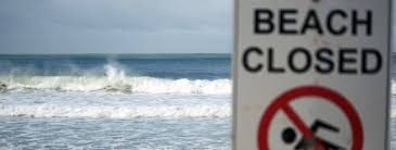 www large all gold coast beaches closed with large and powerful waves