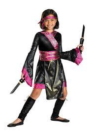 Kids Ninja Halloween Costume Ninja Girls Dragon Ninja Costume Ninja Costumes