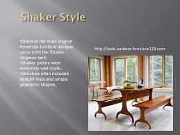 Shaker Style Interior Design by Style Design Furniture Mesmerizing Interior Design Ideas