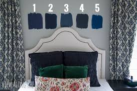 Gray Paint Ideas For A Bedroom Best Navy Blue Paint Colors
