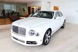 white bentley back 2017 bentley mulsanne speed stock 7nc002893 for sale near vienna