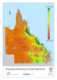 Climate Map Jcu Maps Effect Of Climate Change On Australia U2014 Global Climate