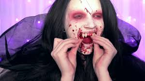 Vampire Halloween Makeup Tutorial Vampire Halloween Makeup Tutorial Youtube