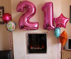 cool decorating ideas for 21st birthday party home design popular