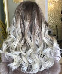silver hair icy silver hair transformation is the 2018 s coolest trend