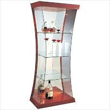 curio cabinet with light curio cabinet 34 unusual with light image concept lights black curio