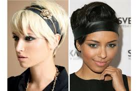 headbands for short hair u2013 cool and spicy