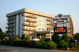 book park tower inn in pigeon forge hotels
