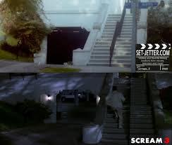 scream 3 2000 u2014 set jetter